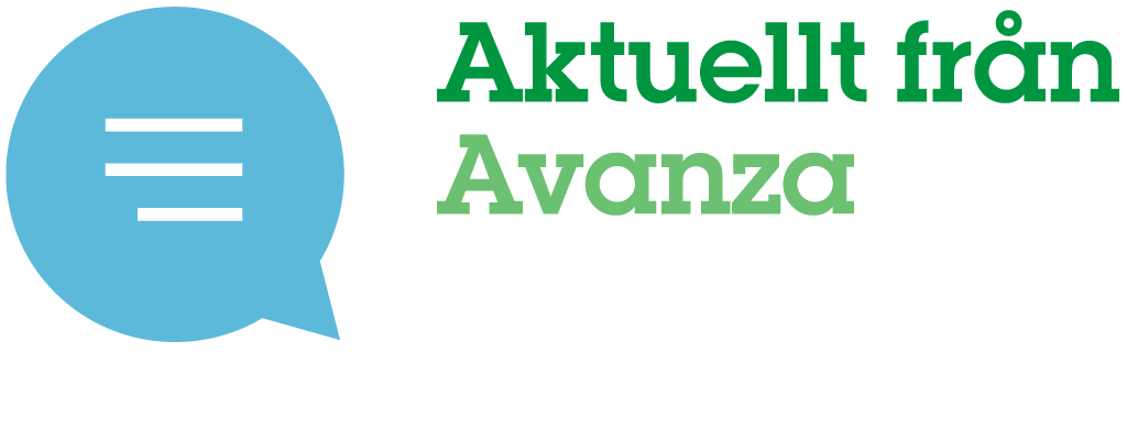 Aktuellt från Avanza