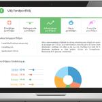 Portföljgeneratorn – skapa en femstjärnig fondportfölj med bara några klick!