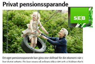 seb info pension