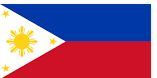 Filipinerna flagga