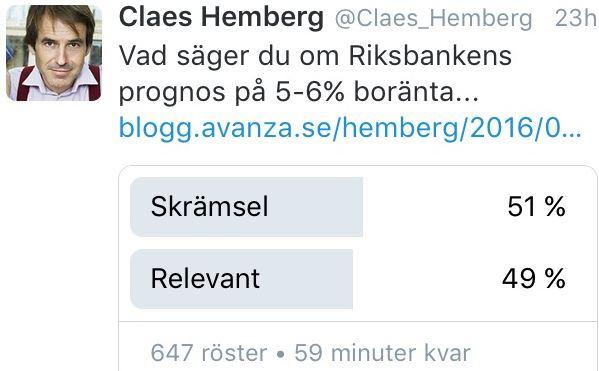 Riksbankens 5-6%