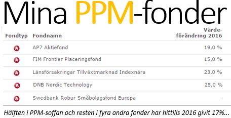 bästa ppm fonder